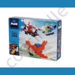 CARTERIE Jeux  Box Mini Basic Aviation 170 pièces