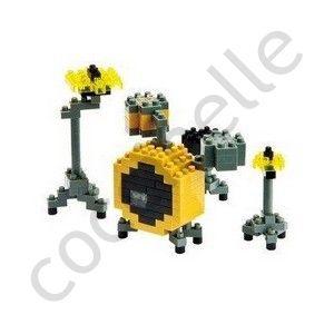 jeux de construction dans le style des lego nanoblock batterie. Black Bedroom Furniture Sets. Home Design Ideas