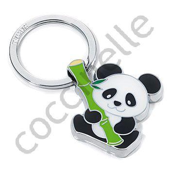 port cl stroika en m tal avec un panda cadeau pour collectionneur. Black Bedroom Furniture Sets. Home Design Ideas