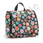 MAROQUINERIE Bagage ToiletBag XL Happy Flowers
