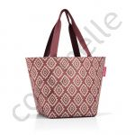 DECO/MAISON Shopping Shopper M Diamonds Rouge