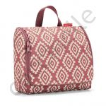 MAROQUINERIE Bagage ToiletBag XL Diamonds Rouge