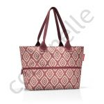 DECO/MAISON Shopping Shopper e1 Diamonds Rouge