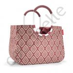 DECO/MAISON Shopping LoopShopper L Diamonds Rouge
